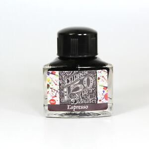 Diamine 150th Anniversary Fountain Pen ink - 40ml - Espresso