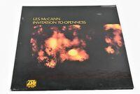 Les McCann - Invitation To Openness, VINYL LP
