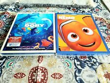 New ListingDisney Pixar_Finding Nemo and Finding Dory_Excellent with slipcover_no digital
