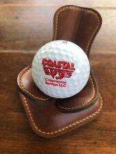 Logo Golf Ball Coastal Electric Construction Services Llc