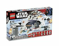LEGO Star Wars Hoth Rebel Base (7666) - neu