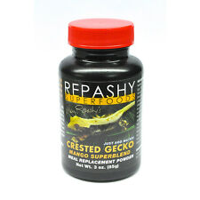 Repashy Superfoods Crested Gecko MANGO Superblend (Meal Replacement) 85 grams
