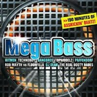 MEGA BASS VOL.1 SAMPLER 2 CD NEW+
