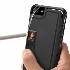 iPhone 7 Case Built-in Cigarette Lighter Bottle Opener Protector Bumper Cover