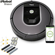 iRobot Roomba 960 Robot Vacuum with Wi-Fi Connectivity with Replenishment Kit