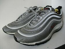 """Nike Air Max 97 Ultra 17 Silver Bullet trainers- 917704-002 UK-6 """"NO INSOLES""""  E"""