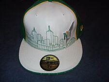 New Era Melbourne Australia Fitted Hat Cap 7 3/8 59 50 NWT RARE! NYC Kangaroo