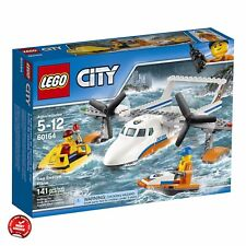 Lego Sets For Boys City Collection Series Coast Guard Building Kids Toy Kit NEW