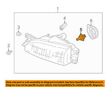 SUBARU OEM 92-97 Legacy-Headlight Headlamp Bulb 84920AA090