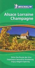 Michelin Green Guide Alsace-Lorraine-Champagne (Michelin Green Guides)-ExLibrary