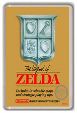 THE LEGEND OF ZELDA NES FRIDGE MAGNET IMAN NEVERA