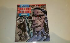 DC SUPERHERO  collection Special  DARKSEID  MAGAZINE  ONLY
