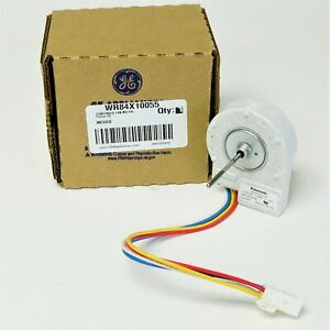 Genuine GE Refrigerator Condenser Fan Motor WR84X10055 AP3797248 PS967775