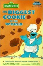 Biggest Cookie in the World (Step Into Reading: A Step 1 Book)-ExLibrary