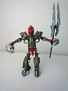 LEGO BIONICLE 8593 MAKUTA TERIDAX NO INSTRUCTIONS