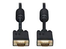 Tripp Lite P502-010 SVGA Coaixal Cable Video 10ft Monitor Gold W P502010
