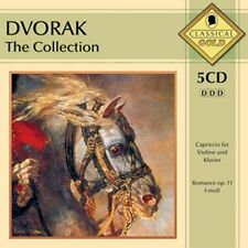 CD NEUF scellé - DVORAK - CAPRICCIO FUR VIOLINE UND KLAVIER + ROMANCE OP. 11-C54