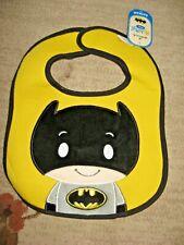 Hallmark Batman itty bittys Baby Bib Baby Essentials Superheroes