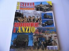 STEEL MASTERS HORS-SERIE ISSUE 18 -ANZIO MILITARY WARGAMING MAGAZINE