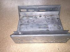 Bottom  plate and chassis for Dynaco Tube Amplifier SCA 35