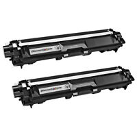 2PK TN221BK TN221 BLACK Toner for Brother DCP-9020CDN HL-3150CDN MFC-9130CW 9130