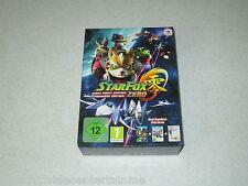 Star Fox Zero First Print Steelbook Edition Wii U PAL Import Unopened