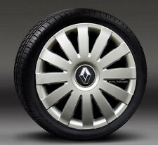 "4x16"" wheel trims, Hub Caps, Covers to fit Renault Trafic (Quantity 4)"