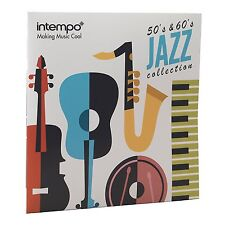 INTEMPO 50's & 60's JAZZ FAMOUS HITS LP VINYL RECORD COLLECTION