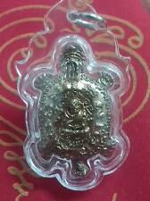 LP Liew Holy Tortoise Dragon Head Thai Buddha Amulet