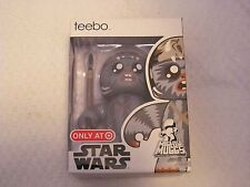 Hasbro Mighty Muggs Star Wars Teebo Target Exclusive Figure New Free Shipping