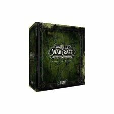 World of Warcraft: The Burning Crusade -- Collector's Edition (incomplete)