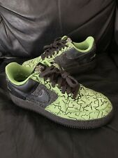 official photos b063d 4a9b1 NIKE AIR FORCE 1 LOW Hufquake 2006 Worn 12 Supreme Atmos Off Union Travis  Huf 03