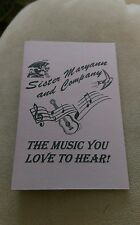 Sister Maryann And Company The Music You Love To Hear cassette tape Behold Lamb