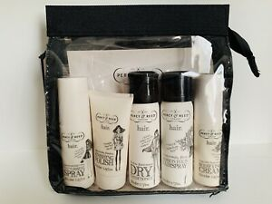 Percy and Reed Hair 6 Piece Kit - Dry Shampoo & Conditioner, Texturising spray +