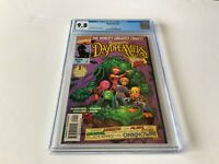 DAYDREAMERS 1 CGC 9.8 WHITE PAGES MAN-THING HOWARD THE DUCK MARVEL COMICS 1997