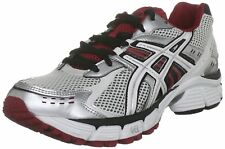 . Asics Gel Pulse 3 Running Shoes Trainers White/Black/Red UK13, US14, EUR49 NEW