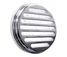 4'' Flatline White LED w/Clear Lens (49 Diodes)  FREIGHTLINER  PETERBILT   KW