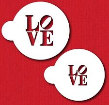 Love Cookie Stencil by Designer Stencils #C706