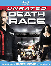 Death Race (Blu-ray Disc, 2008, Unrated)