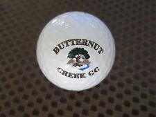 Logo Golf Ball-Butternut Creek Golf Course.Georgia