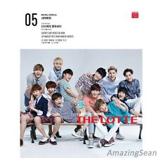 EXO, EXO M, EXO K Photos, Magazine Clippings 12P + 1 Cover, Magazine The Lotte