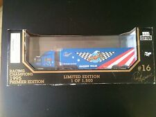 95 Nascar Limited Edition 1:64 scale Transporter  # 16