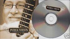 PATRICK NORMAN Comment Le Dire... (CD 2007) Quebec French Guitar Album
