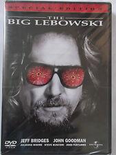 The big Lebowski - Jeff Brifges John Goodman J. Moore, Coen, rasant rabenschwarz