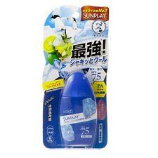 Mentholatum SUNPLAY Watery Cool SPF75 75 Suncreen Sunblock Waterproof 35g