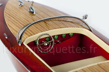 MODEL Riva FLORIDA 65 CM - Wooden Model Boat High quality