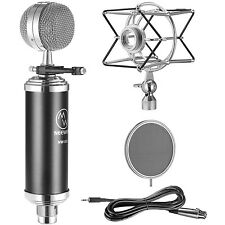 Neewer NW-500 Professional Studio Broadcasting Condenser Microphone Kit
