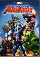 DVD Ultimate Avengers - Il Film (Marvel)