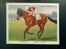 WILLS,     RACEHORSES. &. JOCKEYS 1938.   1. ODD CARD   No. 35..