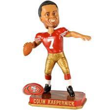 Colin Kaepernick San Francisco 49ers Springy Logo Base Bobblehead NFL